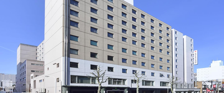交通アクセス|インフォメーション|札幌すすきのご宿泊【公式】Tマークシティホテル札幌