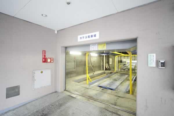 Tマークシティホテル札幌 駐車場