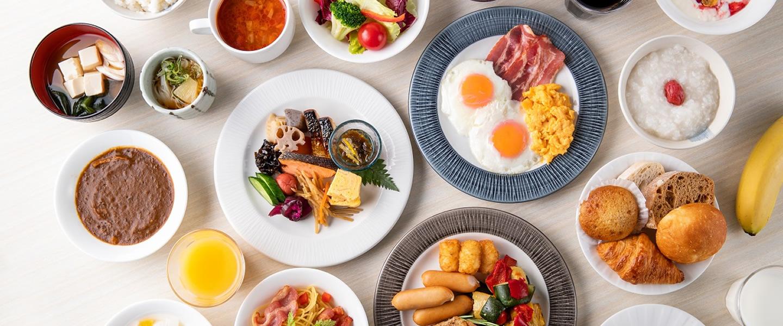 レストラン|【公式】Tマークシティホテル東京大森