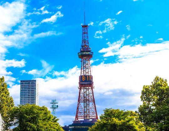 大通公園・さっぽろテレビ塔