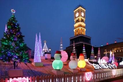札幌の観光名所~白い恋人パーク~