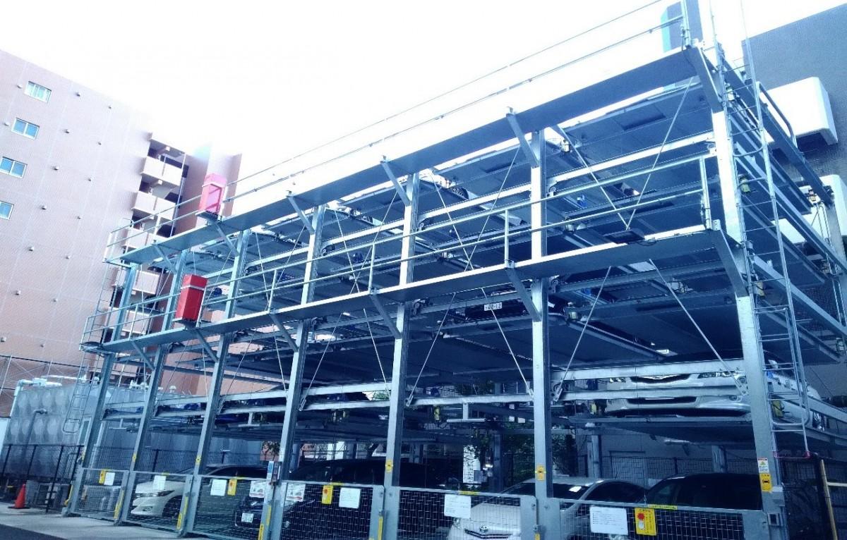 Tマークシティホテル東京大森「駐車場」案内!!