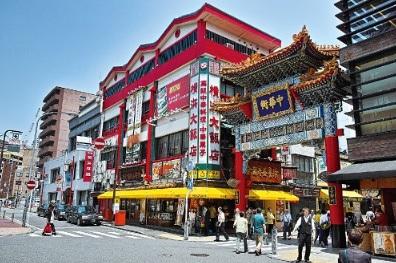 横浜中華街!!